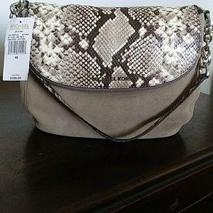 Michael Kors NWT Leather Shoulder Bag